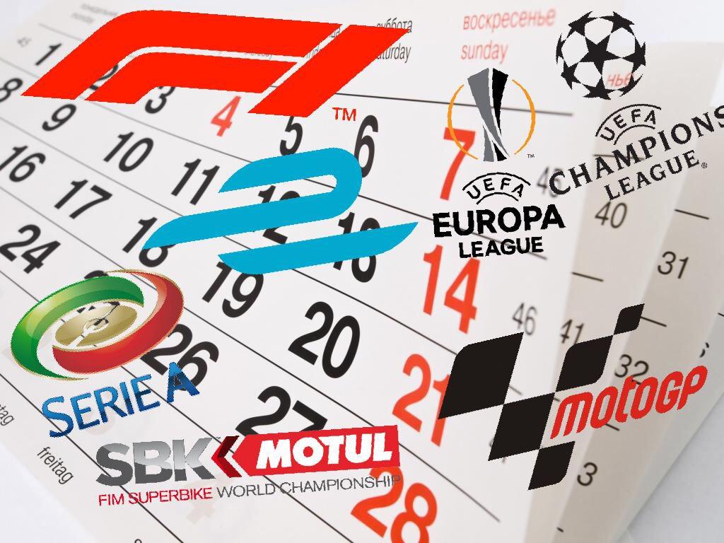 Calendario Sportivo.Calendari Sportivi Direttamente Su Google Calendar Hitech