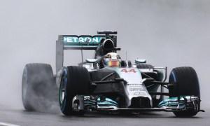 Lewis Hamilton - F1 Mercedes 2014