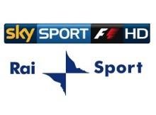 Logo F1 2015 RAI