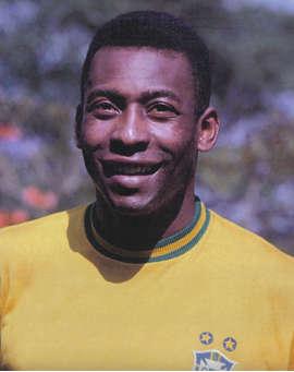 Pelè Brasile 1970