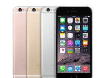 Nuovo iPhone 6s i 4 colori