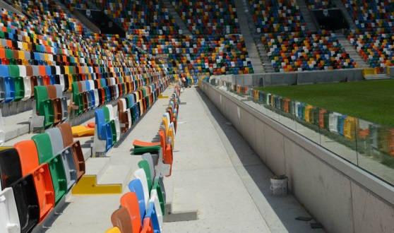 Seggiolini Stadio Friuli