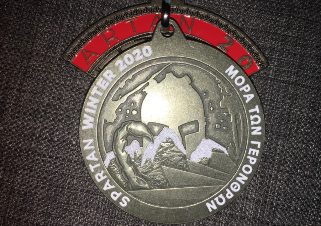 medaglia-winter-spartan-race-hitech-sport