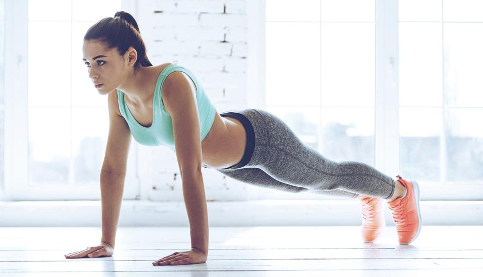 Programma di allenamento a casa